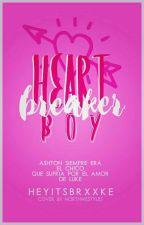 heartbreak boy 💔 lashton  by heyitsbrxxke