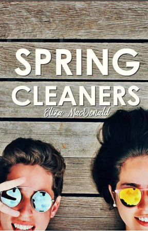 Spring Cleaners by eliza-has-wit