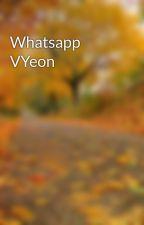 Whatsapp VYeon by SandralSanchez