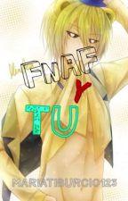 FNAF & tu by MariaTiburcio123