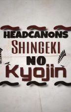 HEADCANONS//SNK by InuAckerman