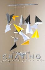 Chasing Paper Planes by jayrooboo