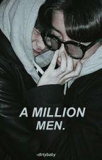 A Million Men; kookmin. by girlsfuck