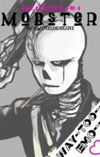 Sweatheart, I'm a Mobster. {Mafia!Gaster!Sans x Reader} ||SLOW UPDATES|| by Way-Too-Weird
