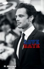 Love or Hate? /Bucky Barnes/ by JavaddMad