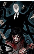 2 new creepypasta (jeff x oc & Eyeless Jack x oc) by SatansDaughterrrr