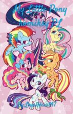 My Little Pony komiksy PL by LoyalHeart47