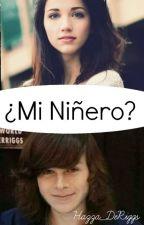¿Mi Niñero? - Chandler Riggs by Hazza_DeRiggs