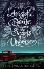 Aristóteles y Dante descubren los secretos del universo by SilviaDominguez2