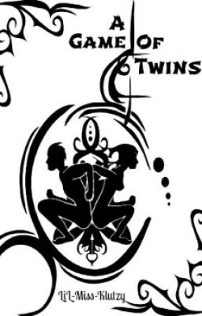 A Game of Twins by LiL-Miss-Klutzy