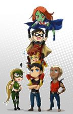 Young Justice Next Gen Roleplay! by Fireshine