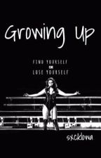 Growing Up • laurinah g!p by sxcklowa