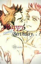¿Happy Birthday? [Stony] by MonstreDemenz