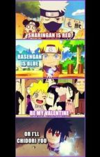 Naruto One-shots by Crazy_Ino