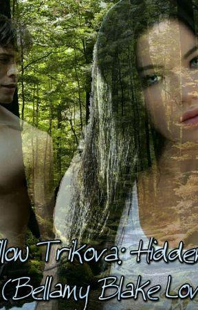 Hidden Grounder // Bellamy Blake by Evylynn_Anamari