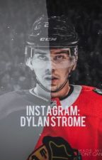 Instagram :: Dylan Strome by gogogaudreau