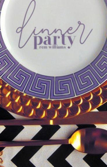 Dinner Party (TNT Horror Contest) by lemvnade