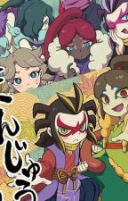 Yo-kai watch X Fem!Reader (LEMON AND LIME EDITION) by GreatGamerGirl