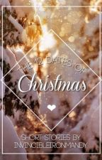 12 Dates of Christmas by InvincibleIronMandy
