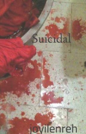 Suicidal by joyilenreh