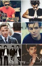 One direction Preferences by holyharrreh