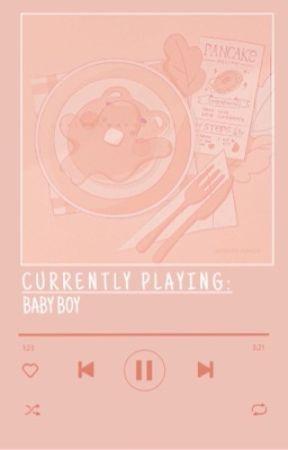 baby boy   park jisung   cmplt ✔️ by SLEEPMIN