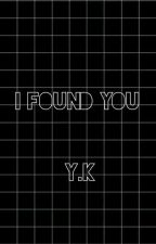 I Found You [YoonKook] by KuroNeku666