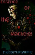 Essence of the Machete! (Jason Voorhees x Reader) by TheCorruptWulfie