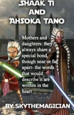 Shaak Ti and Ahsoka Tano by AhsokaGosia2002