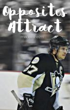 Opposites Attract || Sidney Crosby by madeinthezm