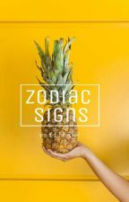 Zodiac Signs [ Completed ] by wafflease