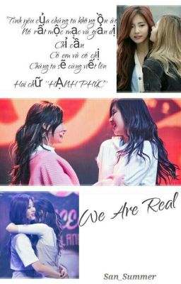 [Shortfic] [SaTzu] We Are REAL