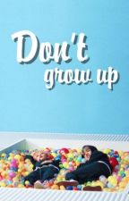 SEVENTEEN - CHEOLHAN - ONESHOT - DON'T GROW UP by -melodytae-SVTC