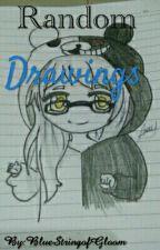 Random Drawings 📘(1) by BlueStringofGloom