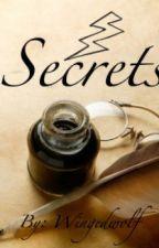 Secrets (Harry Potter fan fic.) by wingedwolf
