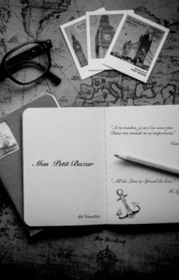 Mon petit bazar ♥️ RantBook
