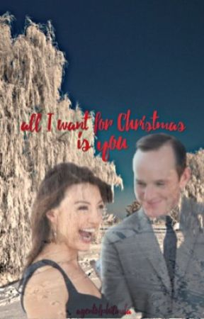 all I want for Christmas is you by itslemoi