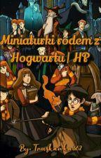 Miniaturki rodem z Hogwartu | HP by Truskawka362
