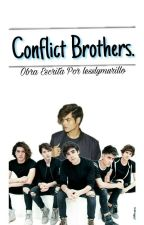 Conflict Brothers. by lesslymurillo
