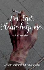 I'm sad. Please help me. (A Joshler online/texting fic) by InthenameofJoshDun