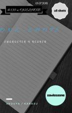 [ Zamówienia Otwarte ♡] One-Shots | Character x Reader |  by Akuuya
