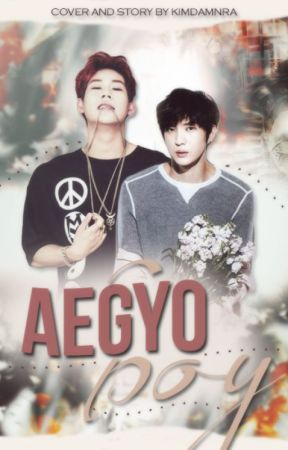 AEGYO BOY by kimdamnra