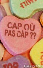 Cap ou pas Cap by HannaMBH