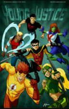 Young Justice Xreader  by Tim_Drakes_girl_
