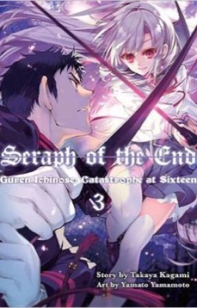 Seraph Of The End: Ichinose: Catastrophe At Sixteen by MissOtakuLiza