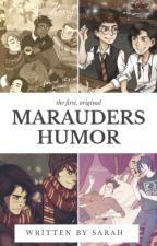 Marauders Humor by inthekillianarms