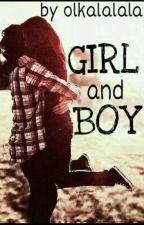girl and boy (Zakończone)  by olkalalalalala