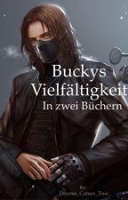 Buckys Vielfältigkeit in zwei Büchern by _Dreams_Comes_True_