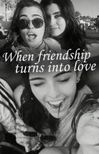 When Friendship Turns Into Love (Laucy) by jaguarives