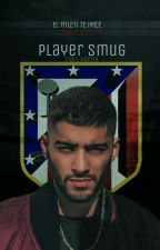 Player smug || ziall horlik by HORL2IQ